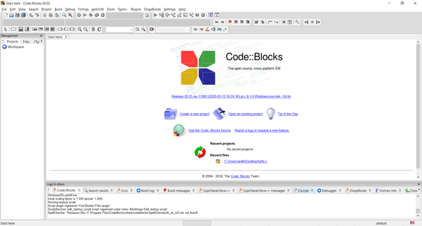 Download and Install Code Blocks  C and C++ IDE on Windows 10